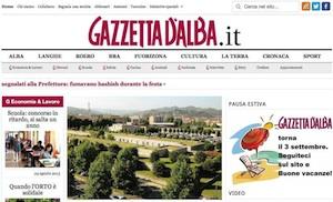 imago evidenza Gazzetta d'Alba – Dal 1882 il settimanale di Alba, Langhe e Roero |